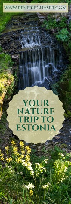 North of Estonia - the beautiful waterfalls around Narva, hidden Soviet Nuclear city of Sillamae and unspoiled, natural green landscape to enjoy your vacation. Ultimate 5 day Estonian roadtrip tips, tricks, plan by days. Everything you need to see and know about this Baltic country!