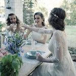 Chic and Glamour Vintage Wedding Dresses by Erez Ovadia
