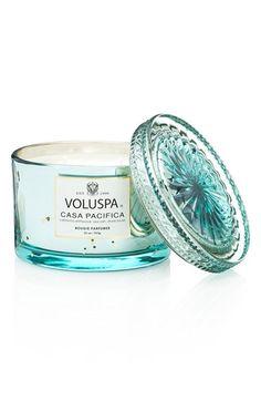 Voluspa Volupsa'Vermeil - Casa Pacifica' CortaMaisonCandle available at #Nordstrom