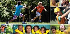 Summer camps for active fun   Active For Life