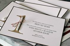 The Most Popular 1st Birthday Invitations Ideas in 2012/2013 | Baby Shower Invitations – Cheap Baby Shower Invites