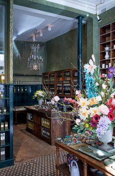 Astier de Villatte boutique, Paris, France #ceramics