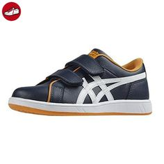 Onitsuka Tiger Larally Ps, Unisex-Kinder Sneakers, Multicolore - Blue  Marino/White