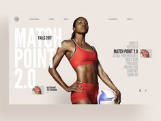 Hello my fellas dribbblers, To start this week, I am actually working on the new projects for Hipkini - a brand for a women sport outfit. This is redesigning project, you can actually see their c...