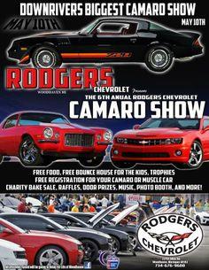 Rodgers Chevrolet Camaro Show