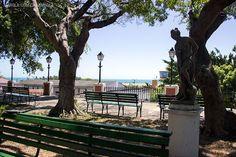 Fortaleza, Ceará, Brasil - Passeio Público (Praça dos Mártires)