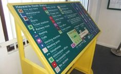 Tactile and Braille RNIB - Map for All