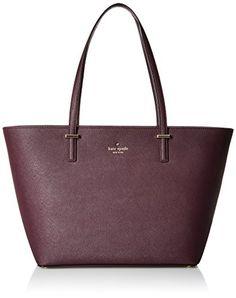 Women's Top-Handle Handbags - kate spade new york Cedar Street Small Harmony Mahogany *** See this great product.