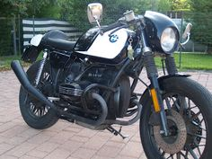 Cafe Racer Special: BMW R65 Cafe Racer by Gianmarco