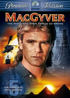 MacGyver - The Complete Fifth Season (1989)