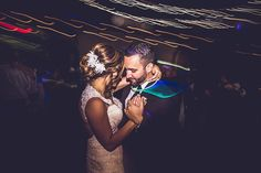 Bride & Groom's First Dance | Photo: Ama Photography | Venue: Agave Estates