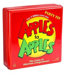 Mattel: Apples to Apples: Party Box - Deluxe Metal Case Mattel http://www.amazon.com/dp/B00112IB9S/ref=cm_sw_r_pi_dp_lvpNwb0X2BQSA