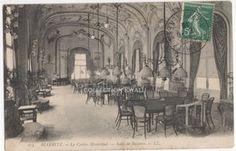 BIARRITZ Le Casino Municipal La Salle de BACCARA