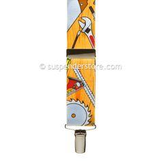 Carpenter Suspenders for Kids