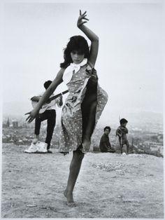 Xavier Miserachs - Antoñita La Singla, Barcelona, 1962