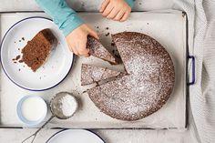 Cooking Spoon, Cooking Time, Chocolate Hazelnut, Chocolate Cake, New Recipes, Cake Recipes, Kolaci I Torte, Chocolate Powder, Best Chef