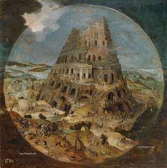 Pieter Brueghel, El Joven: El Infierno Brueghel - TrianartsTrianarts