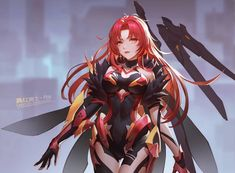 Fantasy Characters, Female Characters, Anime Characters, Anime Art Girl, Manga Girl, Anime Girls, Character Concept, Character Art, Vestidos Anime