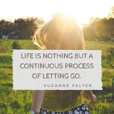Life is nothing but a continuous process of letting go. Letting go of things we can't change. Letting go of our self doubts. What is something you are freeing yourself from?    #selfcare #lettinggo #selflove #mindfullness #spirituality #lifelessons #zen #peace