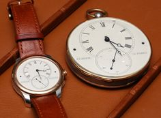 I recently sat down with Mr. Francois-Paul Journe, here in Los Angeles, at his newest brand boutique on Sunset Blvd... Last week, a rather good watchmaker claimed to me that Francois-Paul is perhaps the greatest living watchmaker. I repeated this sentiment to Journe to get his opinion on the comment. He chuckles at first, expressing his gratitude for being alive, then proceeds to explain...