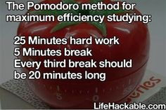 Back to school hacks; Tips and tricks to make new school year easier; How to study and memorize things for tests; Advice for students; Life Hacks For School, School Study Tips, School Tips, School Stuff, College Hacks, College Life, College Ready, College Quotes, Pomodoro Method