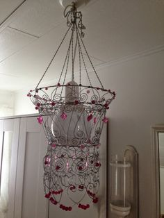 Chandelier, Ceiling Lights, Lighting, Diy, Home Decor, Candelabra, Decoration Home, Bricolage, Room Decor