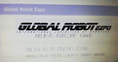 a new photo taken by nohelisruiza! Todo listo para el miércoles 28 @globalrobotexpo #madrid #globalrobotexpo BELIEVE - EXPLORE- MAKE #innovación #tecnología #robotica #DéjateSorprender #emprendedores #entrepreneur #proyectos #espacioemprendedores #workinprogress #proyectos #robot # #ElPlacerDeEmprender #businessandsocialbehavior #sermadridnorte #radio #LatamAndSpain http://ift.tt/23nlwzh