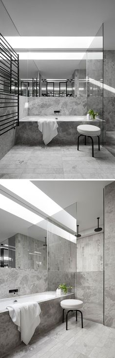Bathroom Design Idea - 5 Ideas For Adding Marble To Your Bathroom