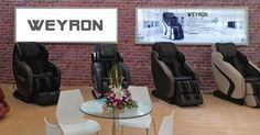 """""""I Live In London. Where Can I Try A Massage Chair?"""". Massage Chair Showroom Store Near London"""