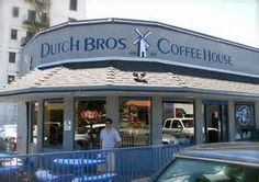 Grants Pass Oregon, home of Dutch Bros. coffee