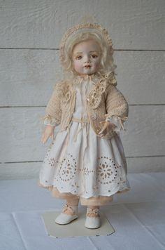 Doll made by Geertruida de Graaf