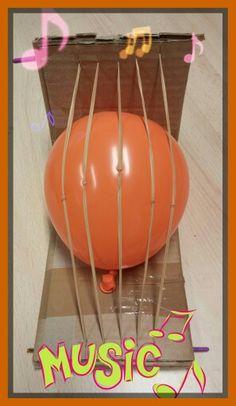 Ballon musique
