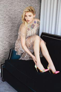 Chloe Chloë Grace Moretz Bikini, Chloe Grace Moretz, Beautiful Celebrities, Beautiful Actresses, Glamour Mexico, Glamour Magazine, Looks Chic, Beautiful Legs, Beautiful Women