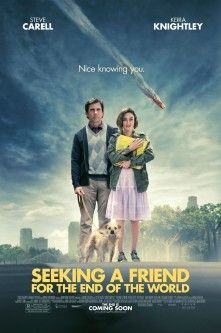 Check out the latest clip for new movie Seeking A Friend For The End Of The World