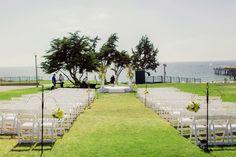 Outdoor Ceremony The Redondo Beach Historic Library