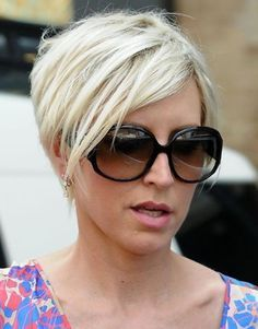 Edgy Short Haircuts for Women Over 50 | This is the image of Super Edgy Short Hairstyles for Women Over 50 if ...