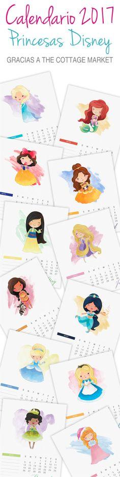 calendario_2017_princesas_disney