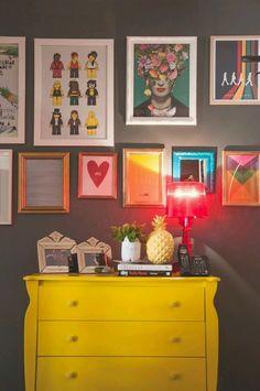 25 ideias de decoração retrô