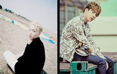BTS The Most Beautiful Moment in Life (화양연화) Photoshoot vs Young Forever Photoshoot | Jin