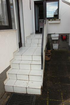 Bildergebnis Für Treppenstufen Außen Naturstein TreppenStufen - Kellertreppe fliesen anleitung