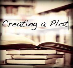Fiction Writing: Creating The Plot, samanthamarswriter.blogspot.com.au