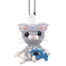 Kit Mascota Miyuki Gato