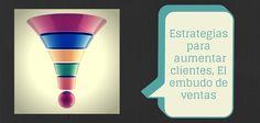 http://www.cesarpietri.com/estrategias-para-aumentar-clientes-el-embudo-de-ventas/ Estrategias para aumentar clientes, El embudo de ventas