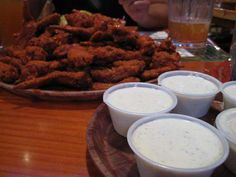 The Best Hooters Recipes Hooters Ranch Dressing