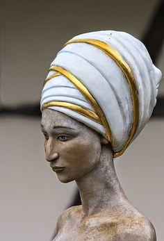 Małgorzata Chodakowska, 1965   Figurative sculptor   Tutt'Art@   Pittura * Scultura * Poesia * Musica  