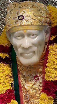 Sai Baba Pictures, God Pictures, Ganesha Painting, Ganesha Art, Sai Baba Hd Wallpaper, Mobile Wallpaper, Sai Baba Miracles, Shirdi Sai Baba Wallpapers, Spiritual Religion