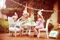 Tea Party...............