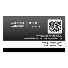 Modern qr code substitute teacher business card teaching helps my professional fade qr code business card colourmoves