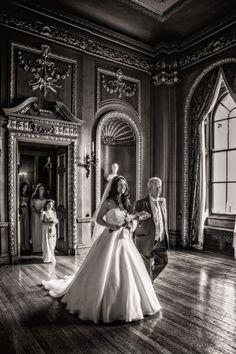 Duncombe Park Wedding Photographer » Yorkshire Wedding Photographer Bristo Photography