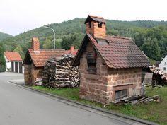 germany, fischbach | Alte Backöfen in Fischbach